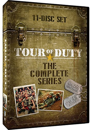 Tour Of Duty The Complete Series DVD