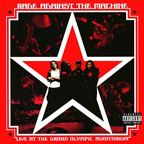 Rage Against The Machine Live At The Grand Olympic Audi Import Eu Live At The Grand Olympic Audi