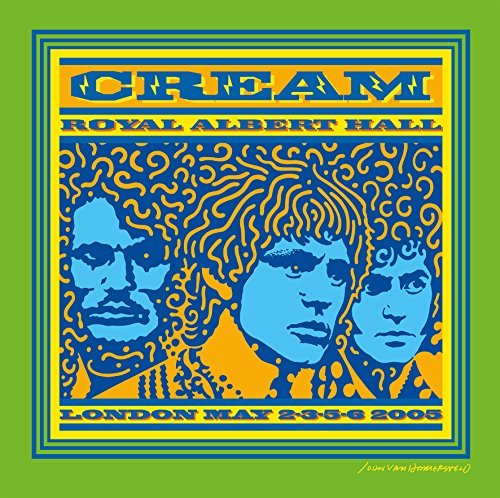 Cream Royal Albert Hall 2005 Import Eu 3 Lp