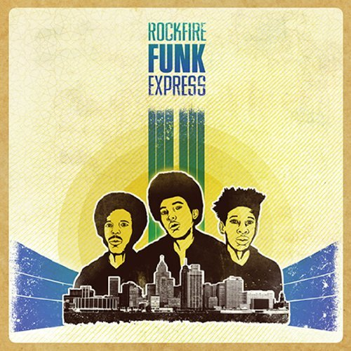 Rockfire Funk Express People Save The World Rockfire 7 Inch Single