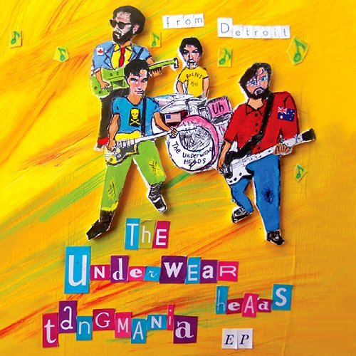 Underwear Heads Tangmania 7 Inch Single