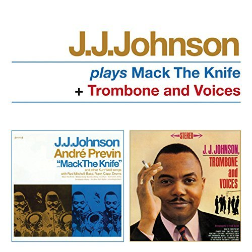 J. J. Johnson Plays Mack The Knife + Trombon Import Esp