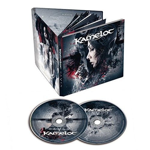 Kamelot Haven 2 CD Deluxe Edition Haven 2cd Deluxe Edition