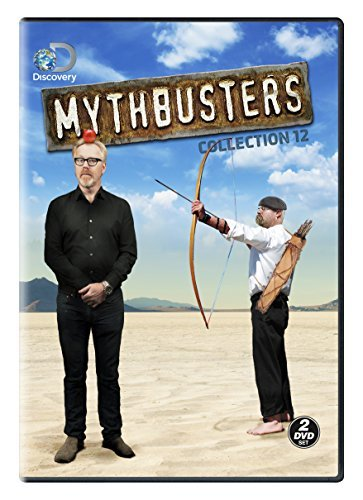 Mythbusters Collection 12 DVD