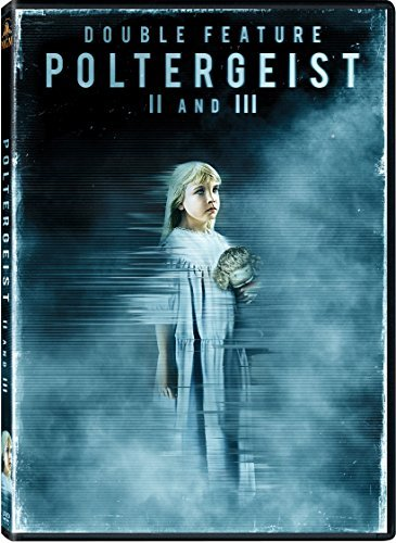 Poltergeist 2 Poltergeist 3 Double Feature DVD Pg13