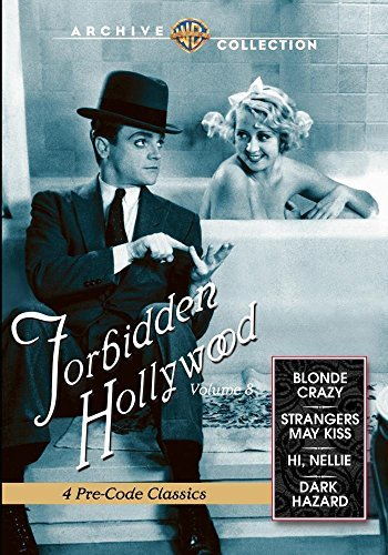 Forbidden Hollywood Collection Forbidden Hollywood Collection DVD Mod This Item Is Made On Demand Could Take 2 3 Weeks For Delivery