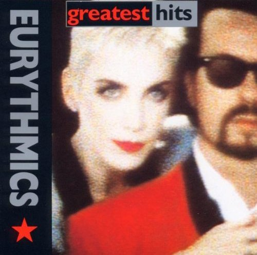 Eurythmics Greatest Hits Import Gbr