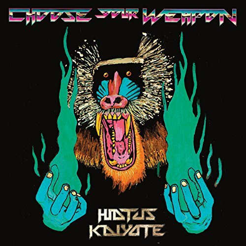 Hiatus Kaiyote Choose Your Weapon