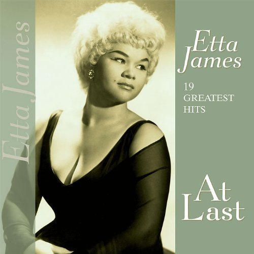 Etta James 19 Greatest Hits At Last Import Eu