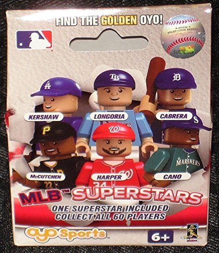 Oyo Mlb Superstars Blind Box