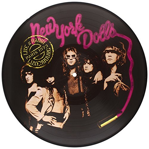 New York Dolls Live At Radio Luxembourg Paris