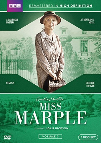 Miss Marple Volume 3 DVD