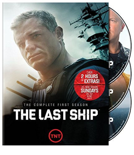 Last Ship Season 1 DVD