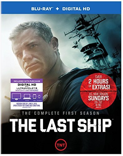 Last Ship Season 1 Blu Ray