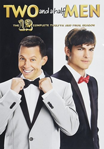 Two & A Half Men Season 12 DVD