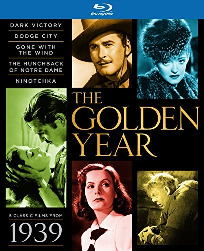 Golden Years Collection 1939 Blu Ray