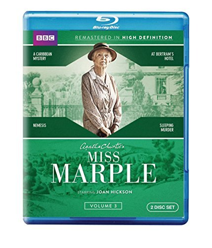 Miss Marple Volume 3 Blu Ray