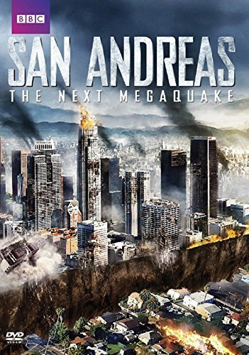 San Andreas The Next Megaquak San Andreas The Next Megaquak DVD