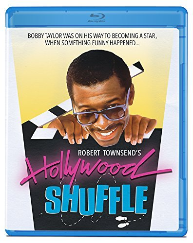 Hollywood Shuffle Townsend Johnson Dupois Martin Blu Ray R