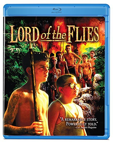 Lord Of The Flies (1990) Getty Furrh Pipoly Dale Taft Blu Ray R