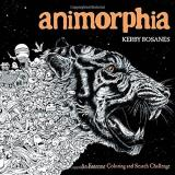 Kerby Rosanes Animorphia An Extreme Coloring And Search Challenge
