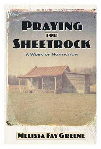 Melissa Fay Greene Praying For Sheetrock A Work Of Nonfiction