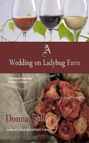Donna Ball A Wedding On Ladybug Farm