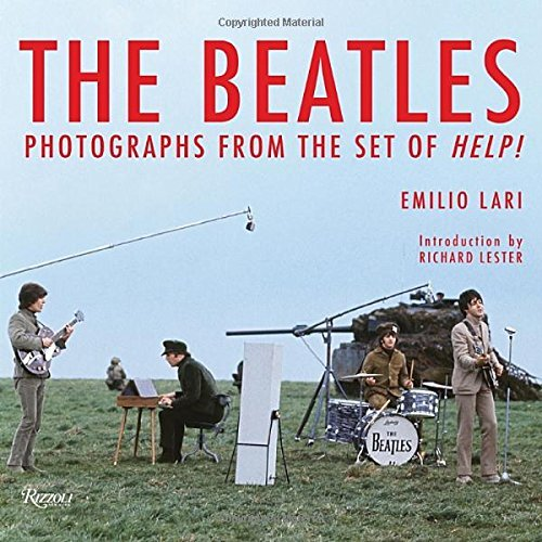 Emilio Lari The Beatles Photographs From The Set Of Help!