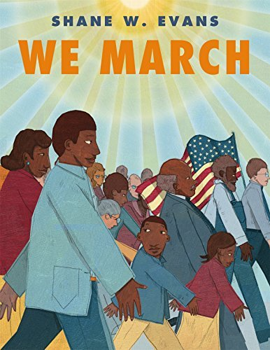 Shane W. Evans We March