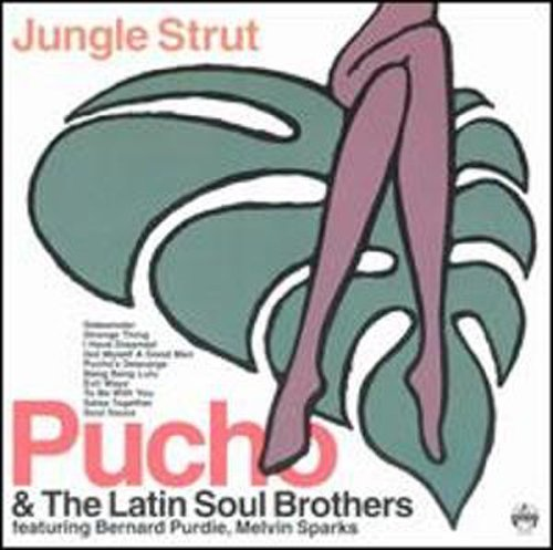 Pucho & The Latin Soul Bros Jungle Strut