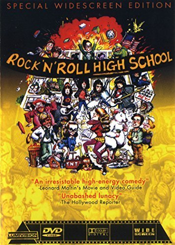 Ramones Rock N' Roll High School