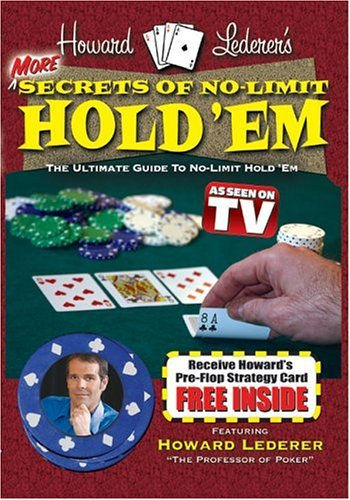 Poker More Secrets Of No Limit Poker More Secrets Of No Limit Clr Nr
