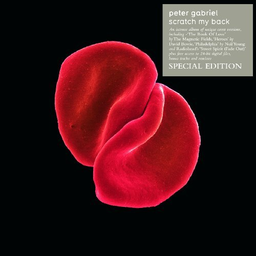 Peter Gabriel Scratch My Back Special Ed. 2 CD