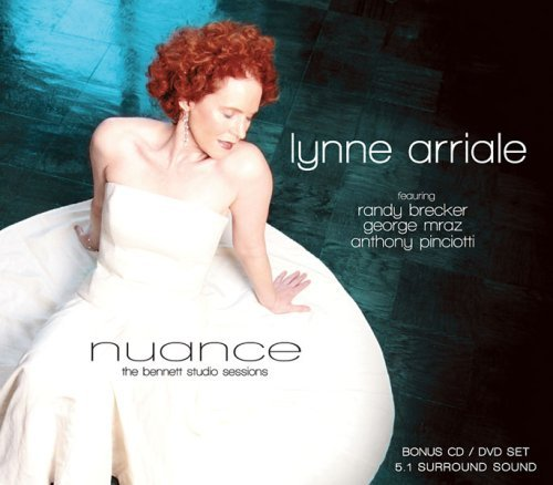 Lynne Arriale Nuance Bennett Studio Session Incl. CD
