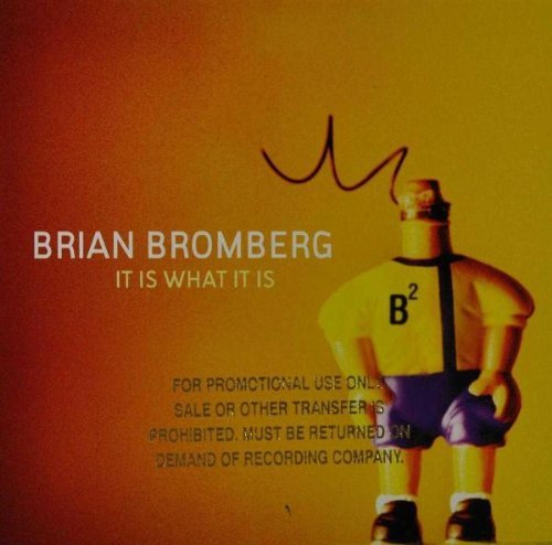 Brian Bromberg It Is What It Is