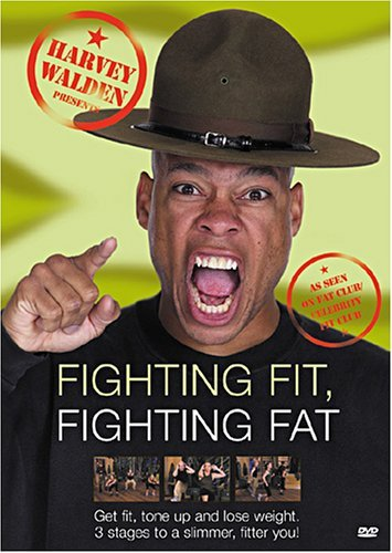 Waldens Harvey Fighting Fit Fighting Fat Clr Prbk 02 05 07 Nr