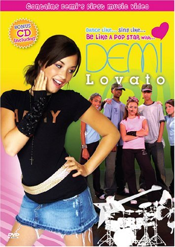 Dance Like Sing Like Be Like A Lovato Demi Nr Incl. Bonus CD