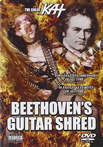 Great Kat Beethoven's Guitarshred Nr