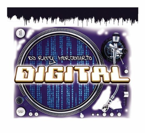Dj Rafy Mercenario Digital Reggaeton Pistas 2 CD Set