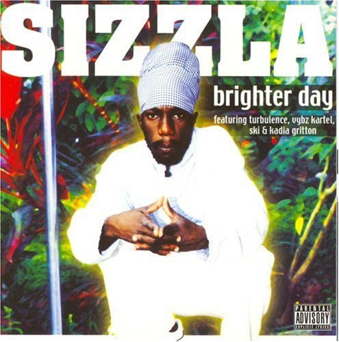 Sizzla Brighter Day Import Eu