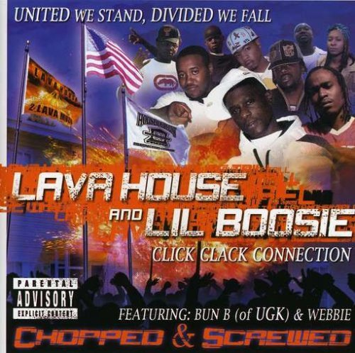 Lava House Lil Bossie United We Stand Divided We Fal Explicit Version Screwed Version