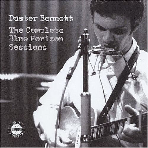Bennett Duster Complete Blue Horizon Sessions 2 CD Set