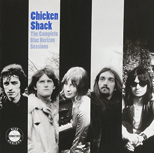 Chicken Shack Complete Blue Horizon Sessions 3 CD