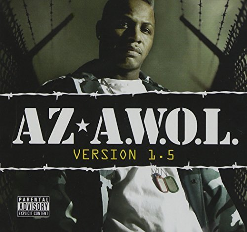 Az A.W.O.L. Version 1.5 Explicit Version 2 CD Set Incl. Bonus Tracks