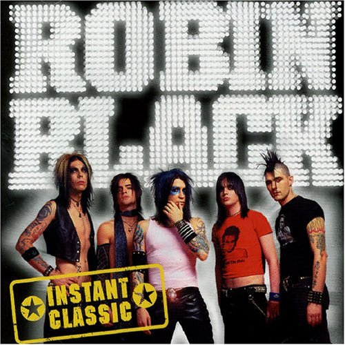 Robin Black Instant Classic Import Can