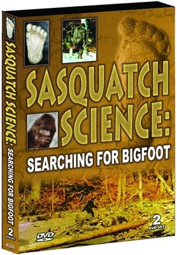 Sasquatch Science Searching F Sasquatch Science Searching F Nr 2 DVD