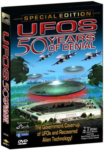 Ufo 50 Years Of Denial Expande Ufo 50 Years Of Denial Expande Nr Special Ed.