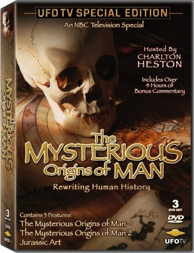 Mysterious Origins Of Man Ufo Mysterious Origins Of Man Ufo Special Ed. Nr