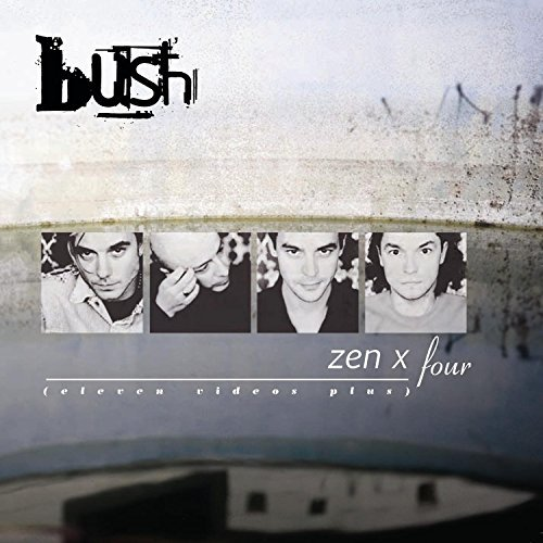 Bush Zen X Four 2 CD