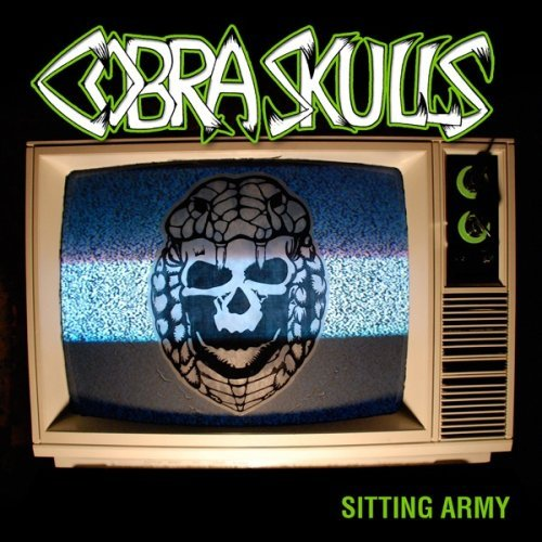 Cobra Skulls Sitting Army